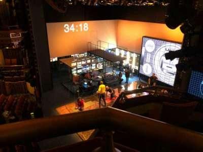 Belasco Theatre secção Box