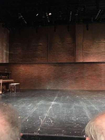 The Newman Theater at the Joseph Papp Public Theatre, secção: Orchestra, fila: B, lugar: 6