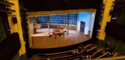 Hudson Theatre secção Balcony L