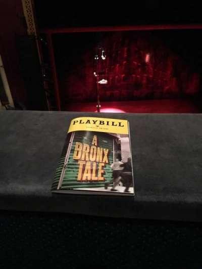 National Theatre (DC), secção: Baloncy, fila: A, lugar: 112