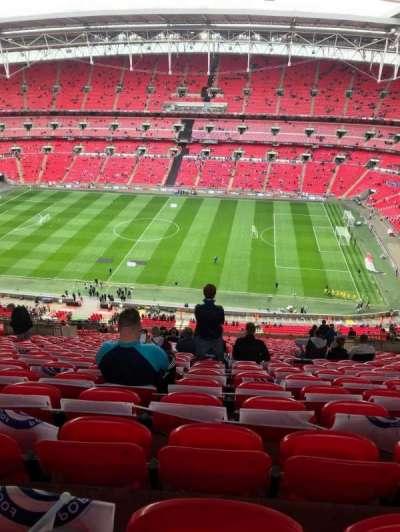 Wembley Stadium secção 550