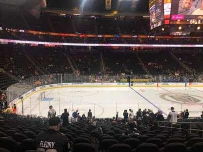 T-Mobile Arena secção 14
