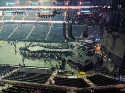 Capital One Arena secção 419