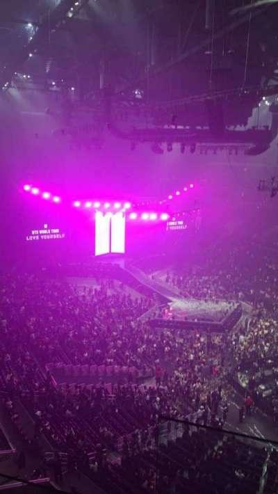 Staples Center secção 313