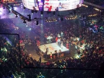 Madison Square Garden secção 302