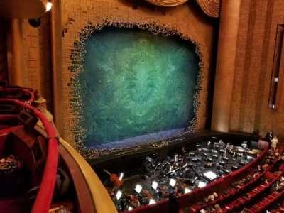 Metropolitan Opera House - Lincoln Center, secção: Grand tier, fila: Box 35, lugar: 3