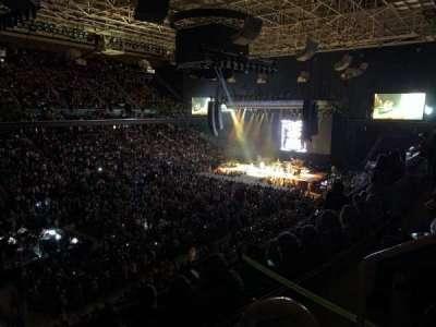 Greensboro Coliseum secção 226