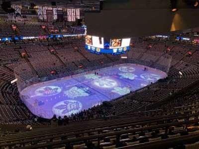 Scotiabank Arena secção 324