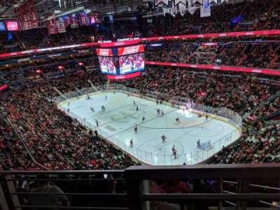 Capital One Arena secção 422