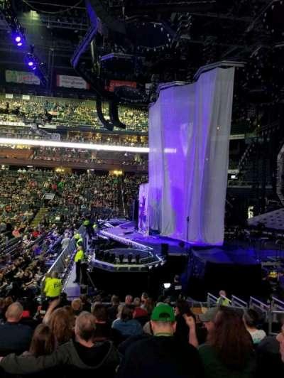 Nationwide Arena secção 102