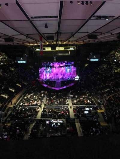 Madison Square Garden secção 305