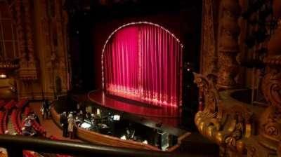 Ohio Theatre (Columbus) secção Loge A
