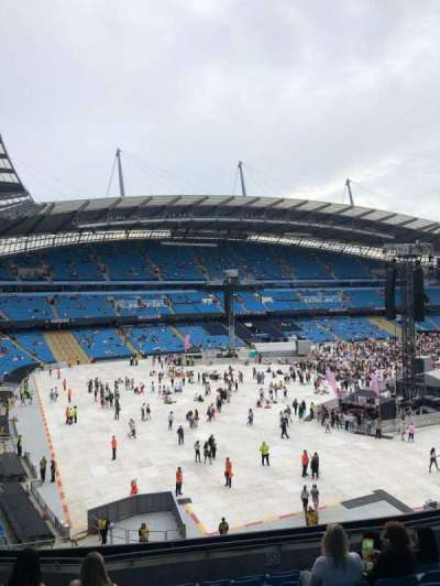 Etihad Stadium (Manchester), secção: 208