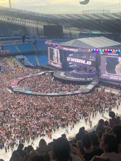 Etihad Stadium (Manchester) secção 307