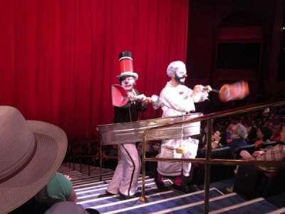 O Theatre secção 102
