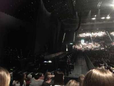 Arena Birmingham, secção: 12, fila: K, lugar: 527-528
