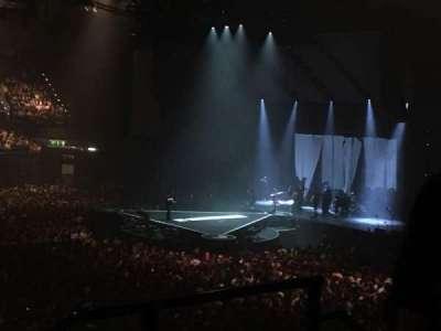 Arena Birmingham, secção: Upper block 2, fila: Row cc, lugar: 78-79