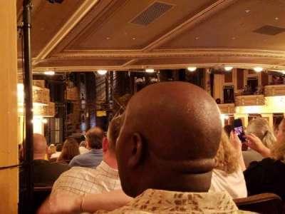 Hippodrome Theatre, secção: LOrch, fila: BB, lugar: 25