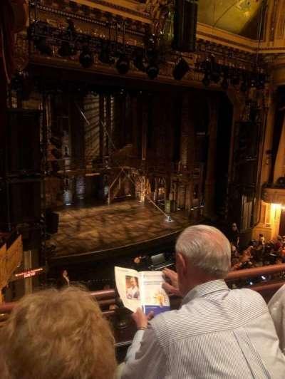 Hippodrome Theatre, secção: LGSTE, fila: C, lugar: 225