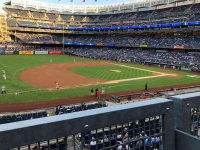 Yankee Stadium secção 227A