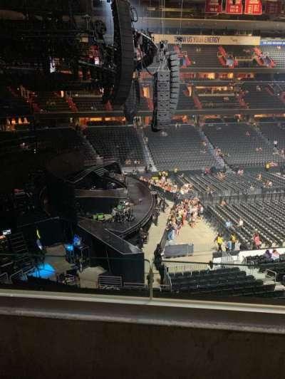 Capital One Arena, secção: 227, fila: B, lugar: 8