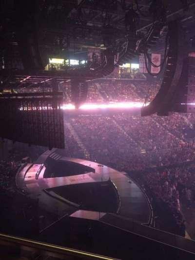 Mohegan Sun Arena secção 120