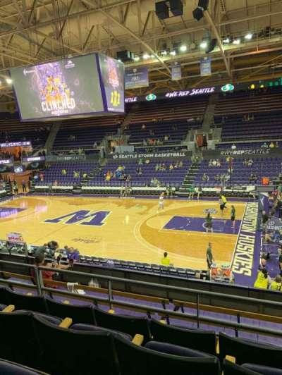 Alaska Airlines Arena at Hec Edmundson Pavilion secção 14
