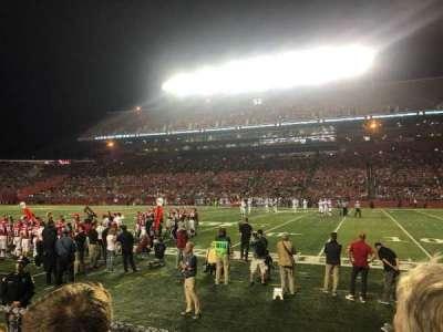 SHI Stadium, secção: 124, fila: 3, lugar: 2