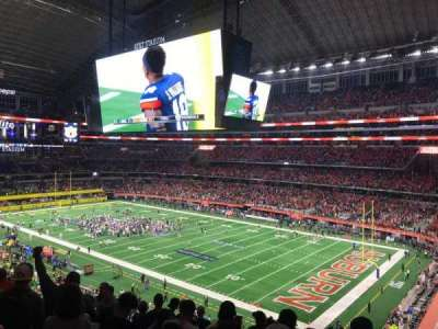 AT&T Stadium secção 304