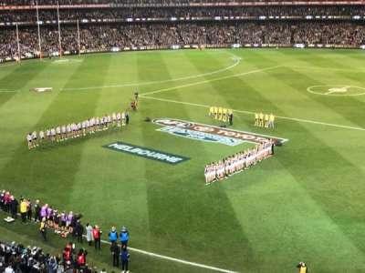Melbourne Cricket Ground secção P43