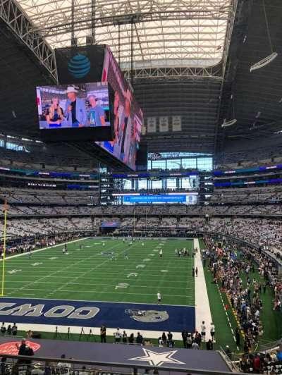 AT&T Stadium secção 220