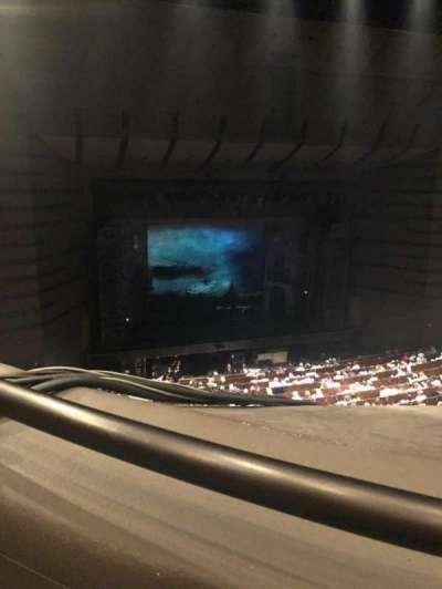 Bass Concert Hall secção First balcony