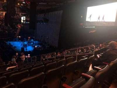 Madison Square Garden secção 108