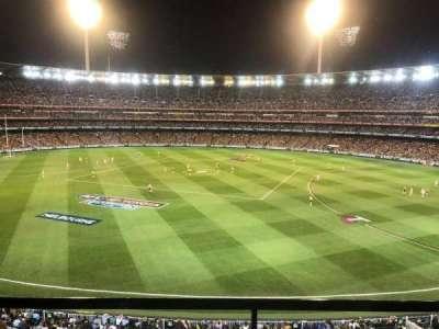 Melbourne Cricket Ground, secção: P42