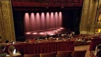 Chicago Theatre secção Balcony2L