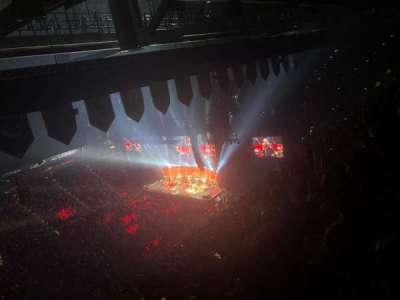 Amalie Arena secção 303