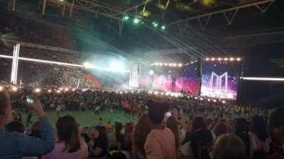 Wembley Stadium secção 101