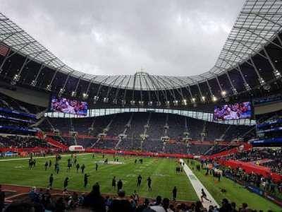 Tottenham Hotspur Stadium secção 111