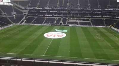Tottenham Hotspur Stadium secção 250