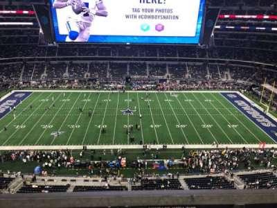 AT&T Stadium secção 443