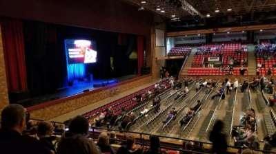 Canton Civic Center, secção: 16, fila: L, lugar: 2
