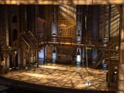 Shea's Buffalo, secção: Balcony 3, fila: B, lugar: 20