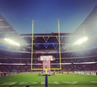 Wembley Stadium secção 134