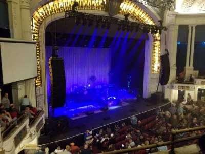 Orpheum Theatre (Boston), secção: Mezzanine R, fila: C, lugar: 7