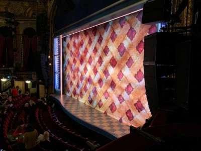 Brooks Atkinson Theatre secção Right Box B