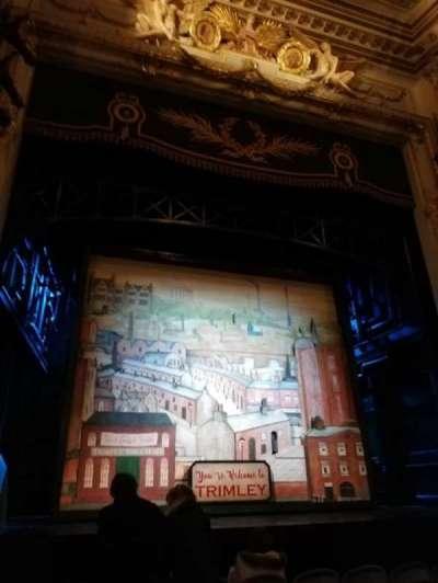 Wyndham's Theatre secção stalls