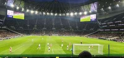 Tottenham Hotspur Stadium secção 113