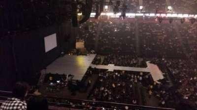 Manchester Arena, secção: 202