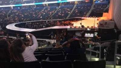 Amalie Arena secção 128