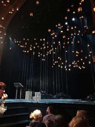 Lyceum Theatre (Broadway) secção ORCHR